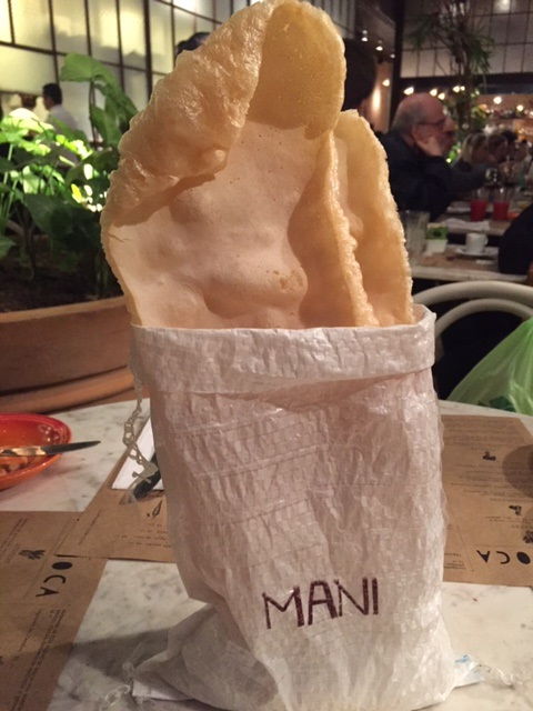 polvilho manioca