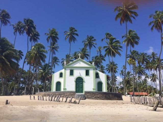 igreja sao benedito na praia dos carneiros