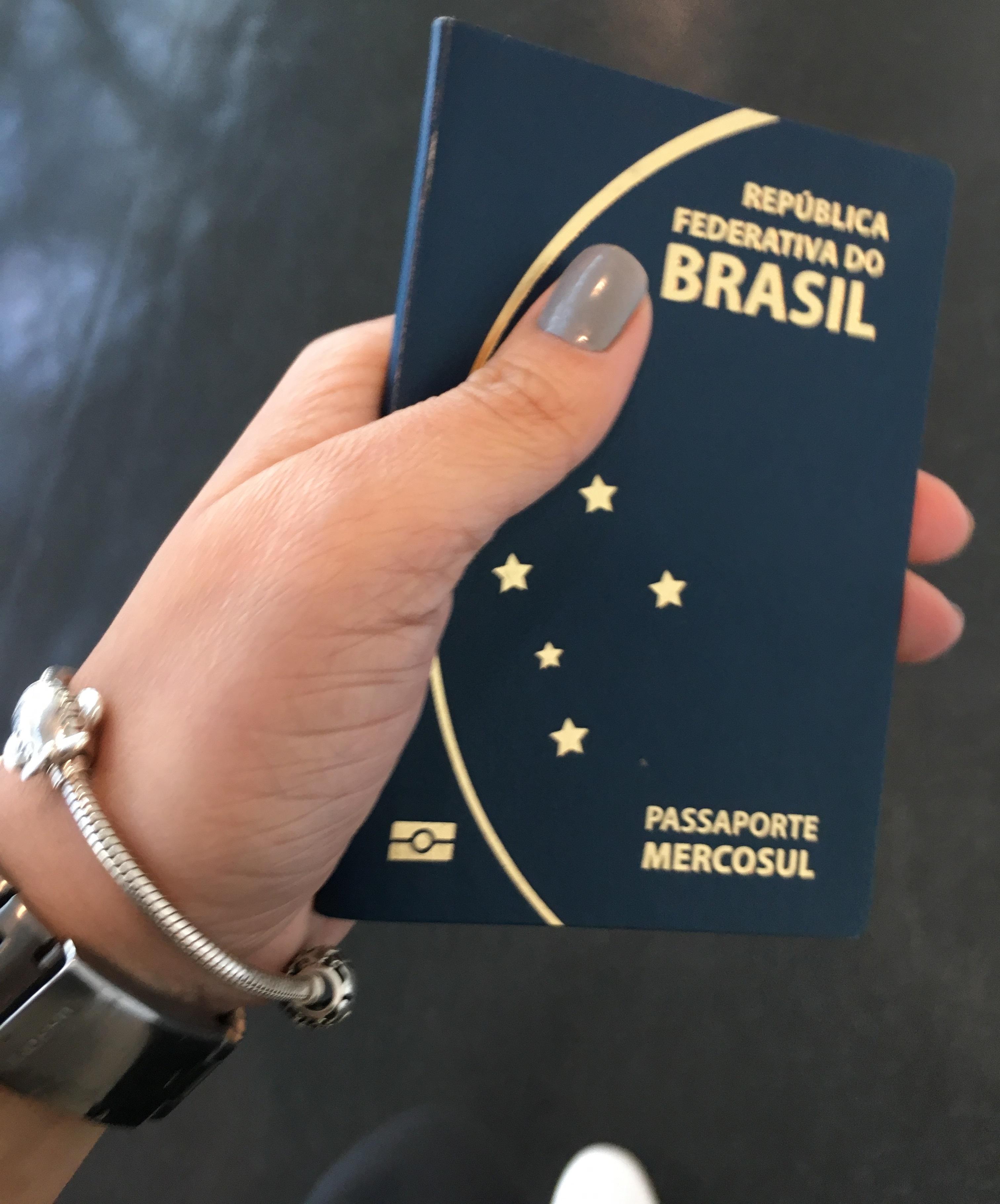 passaporte Glau