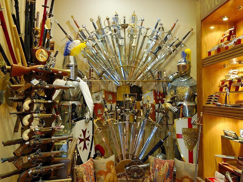 Espadas Toledo
