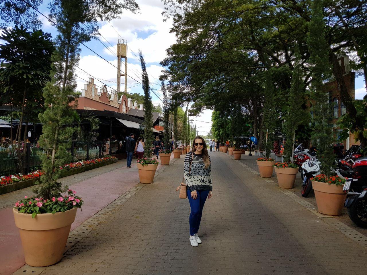 rua do boulevard holandes