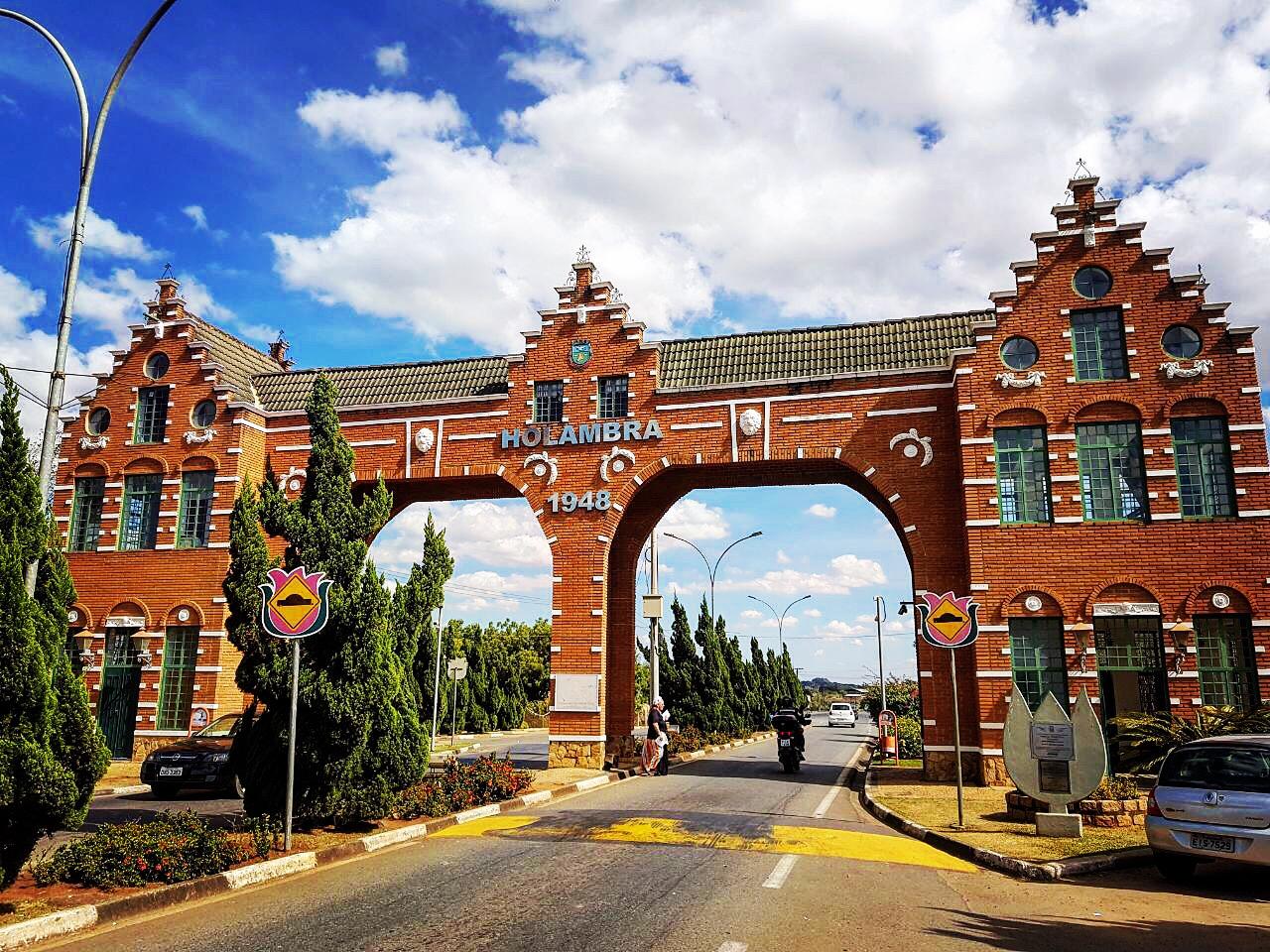 portal da cidade de holambra