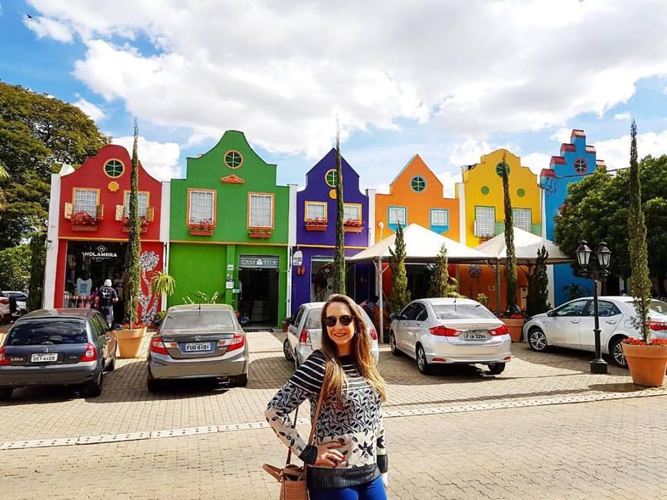 casas coloridas do boulevard holandes