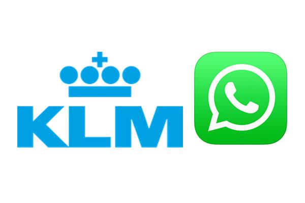logo da KLM