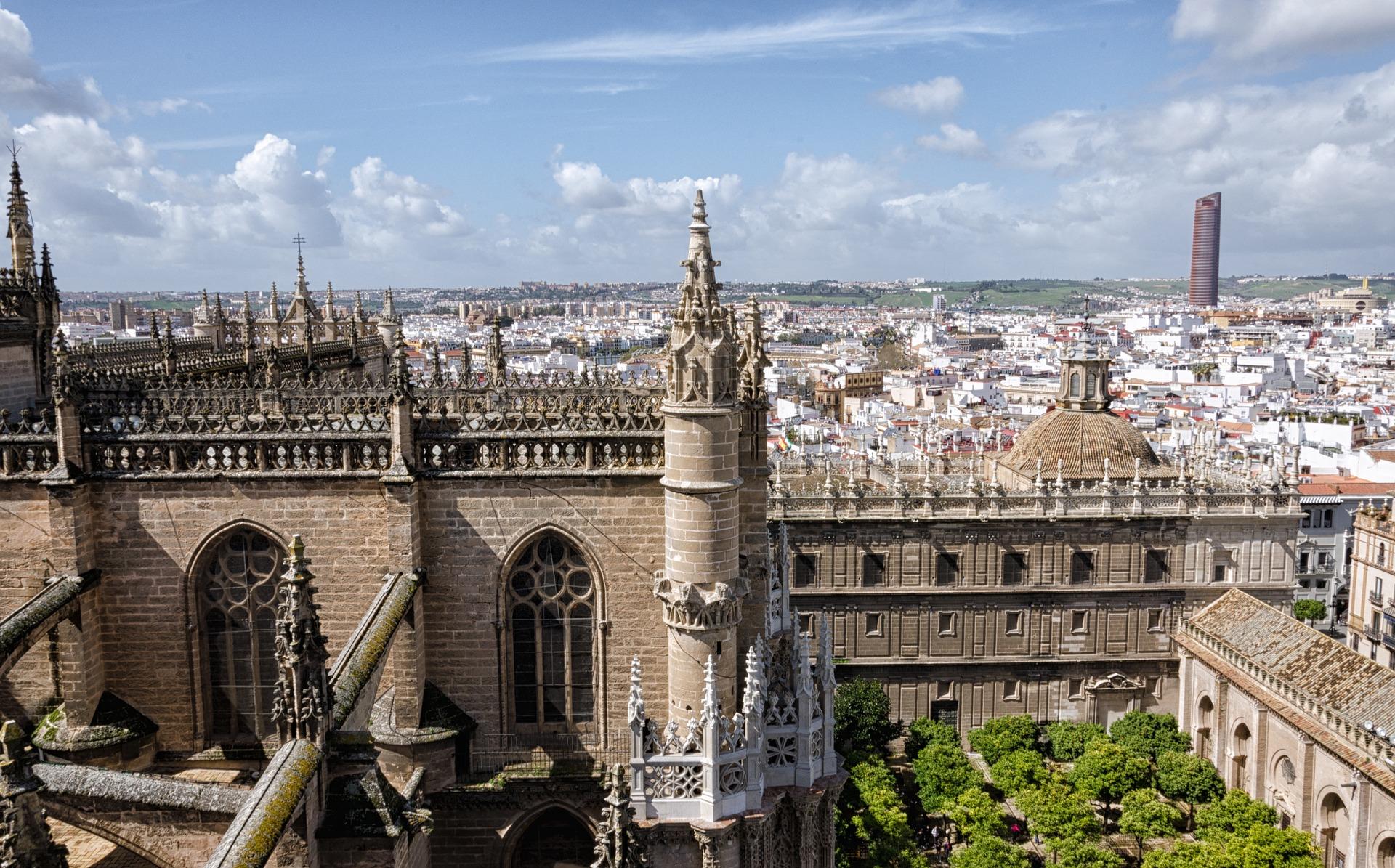 La Giralda Torre de Sevilla Rota Amada